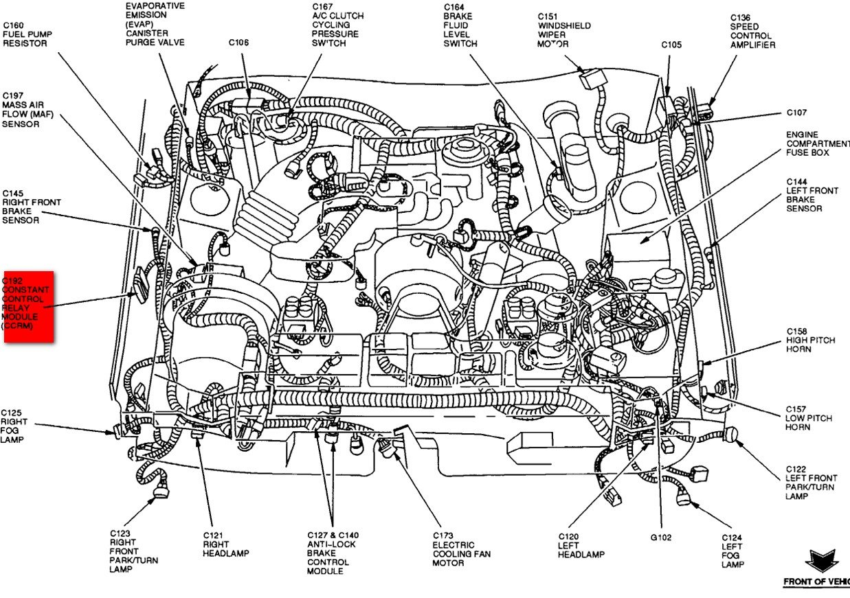 97 Ford F250 Wiring Diagram furthermore Ect Control Sensor On 2001 Chevy Monte Carlo Location likewise Ford Probe Fuel Pump Relay Location moreover 270 2000 2007 Ford Escape Fuse Box Diagram moreover 1988 Ford E 350 Motorhome Fuel Pump Wiring. on ford eec relay location