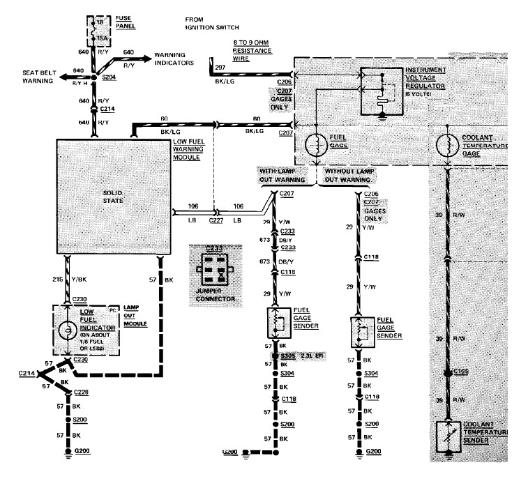 1986 bronco ii wiring diagram i have a 1986 ford bronco ii 2.9l 4wd automatic and i ... #5
