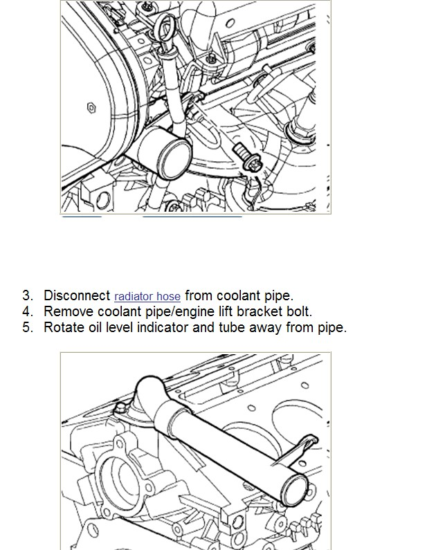 service manual  how to install thermostat on a 2002 saturn vue