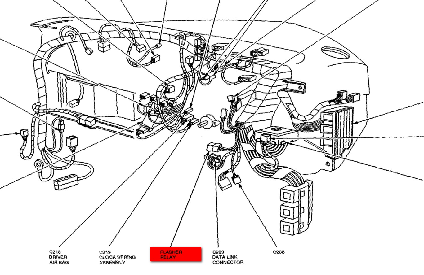 2000 f150 turn signal wiring diagram  2000  wiring example