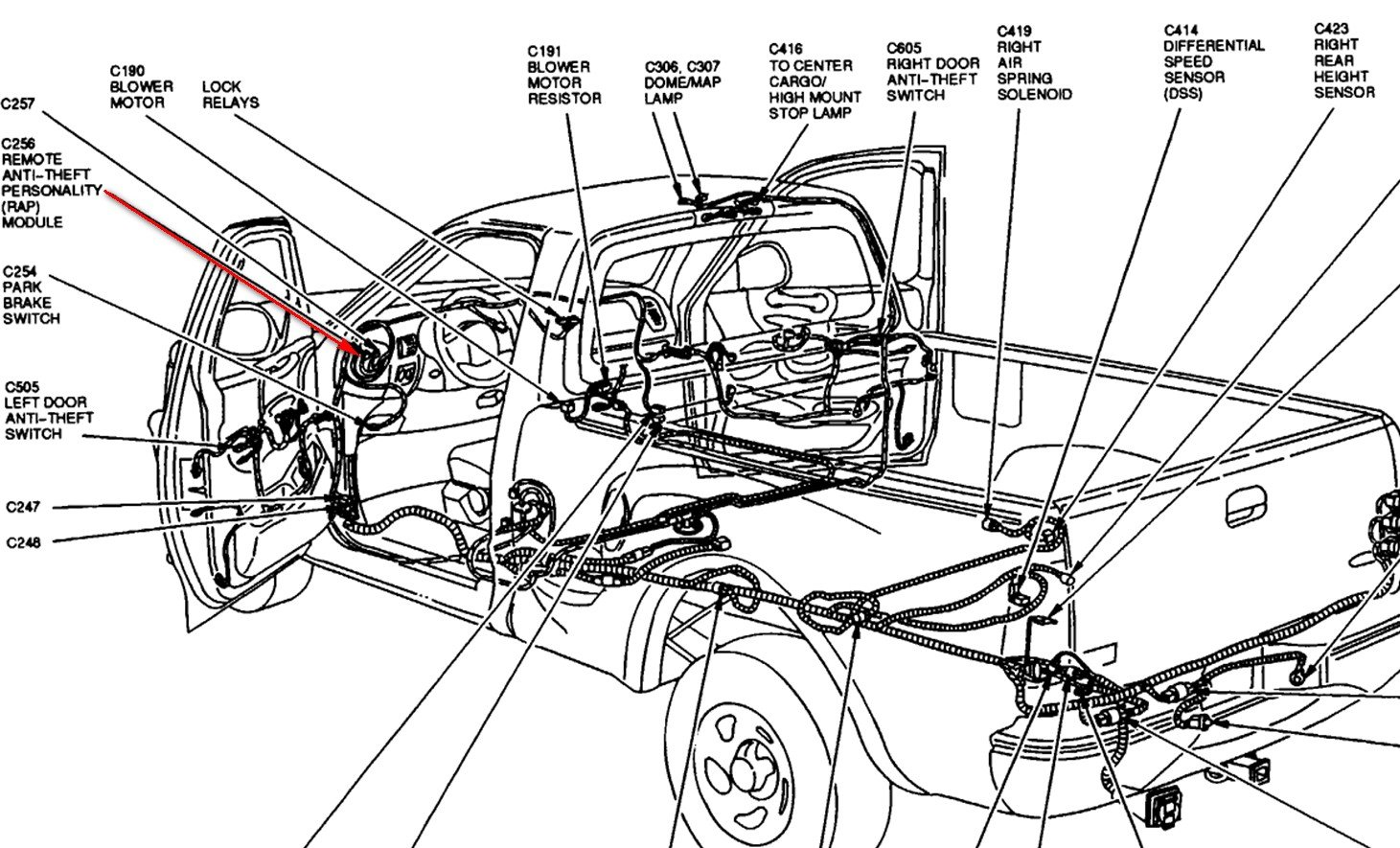 ford e 450 wiring diagrams