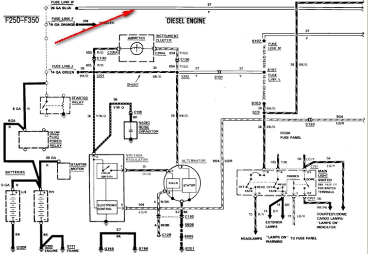 1969 Ford F 250 Wiring Diagram : Jaguar xke fuse box get free image about