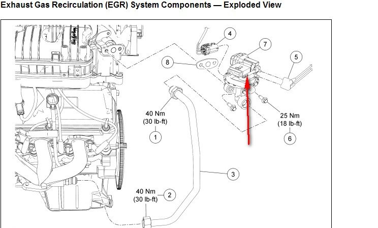 2001 Ford Windstar Engine Diagram Intake Runner on ford windstar vacuum diagram