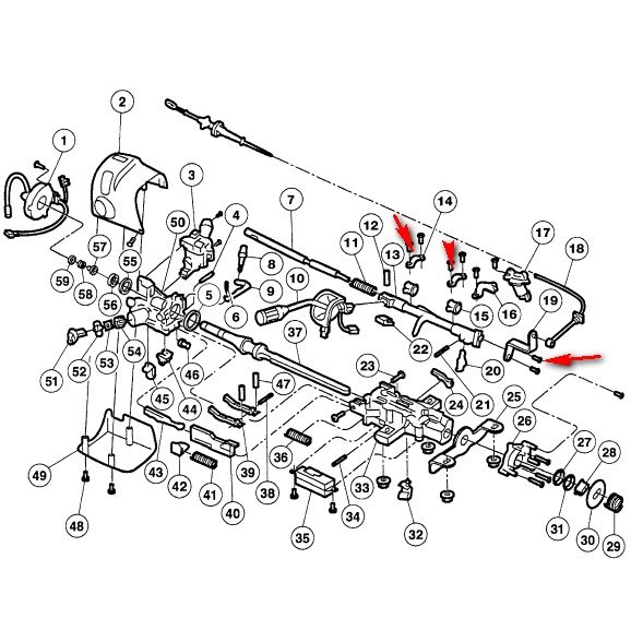 ford aod transmission parts diagram  ford  free engine