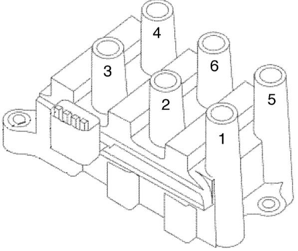 firing order for 1997 ford f 150