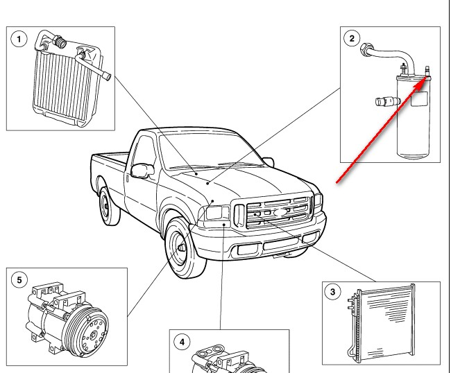 ford focus air conditioner compressor location  ford  free engine image for user manual download