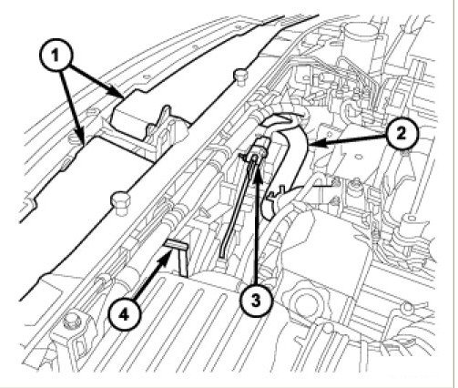 dodge avenger cooling system diagram  dodge  free engine
