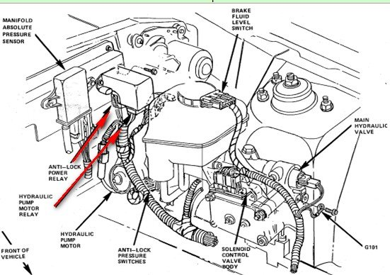 wiring diagram for 1988 mercury grand marquis