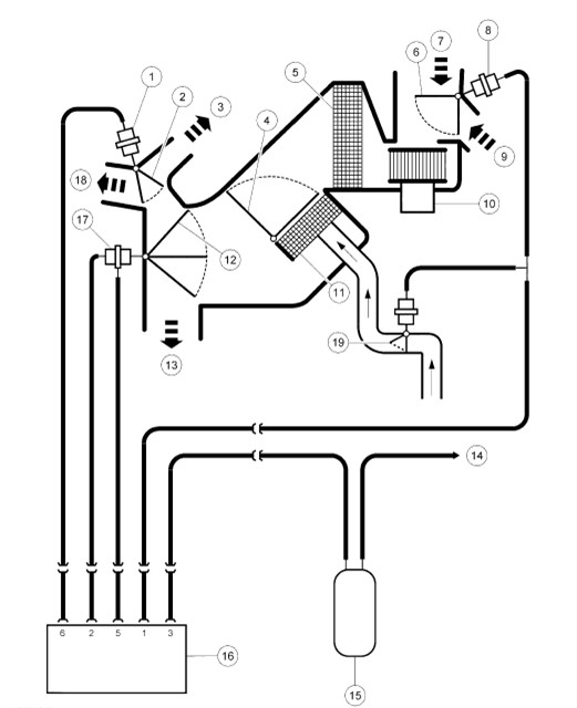 55t8z Ford E350 Econoline 2006 E350 Van A C Vents on Mercedes C Vacuum Hose Diagram