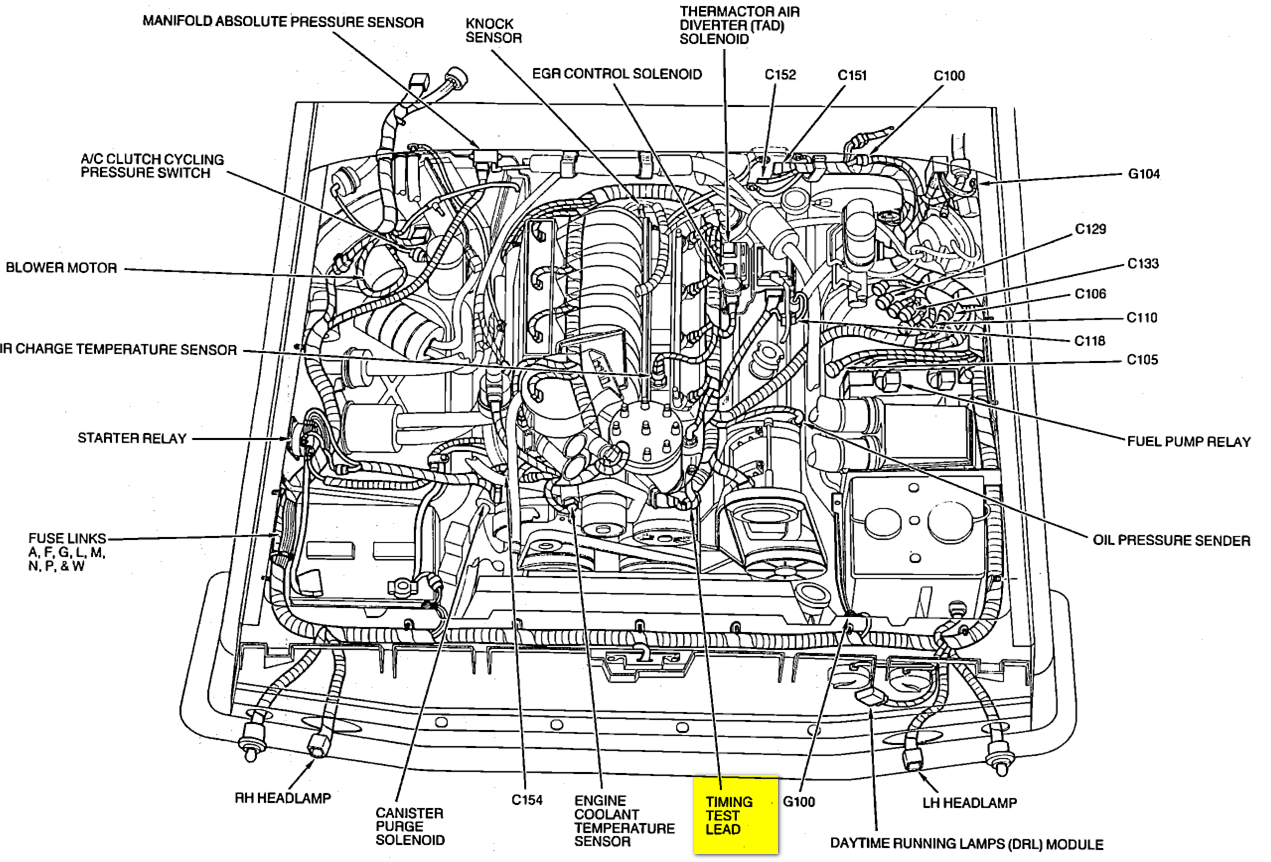 ford ranger tfi module diagram  ford  free engine image