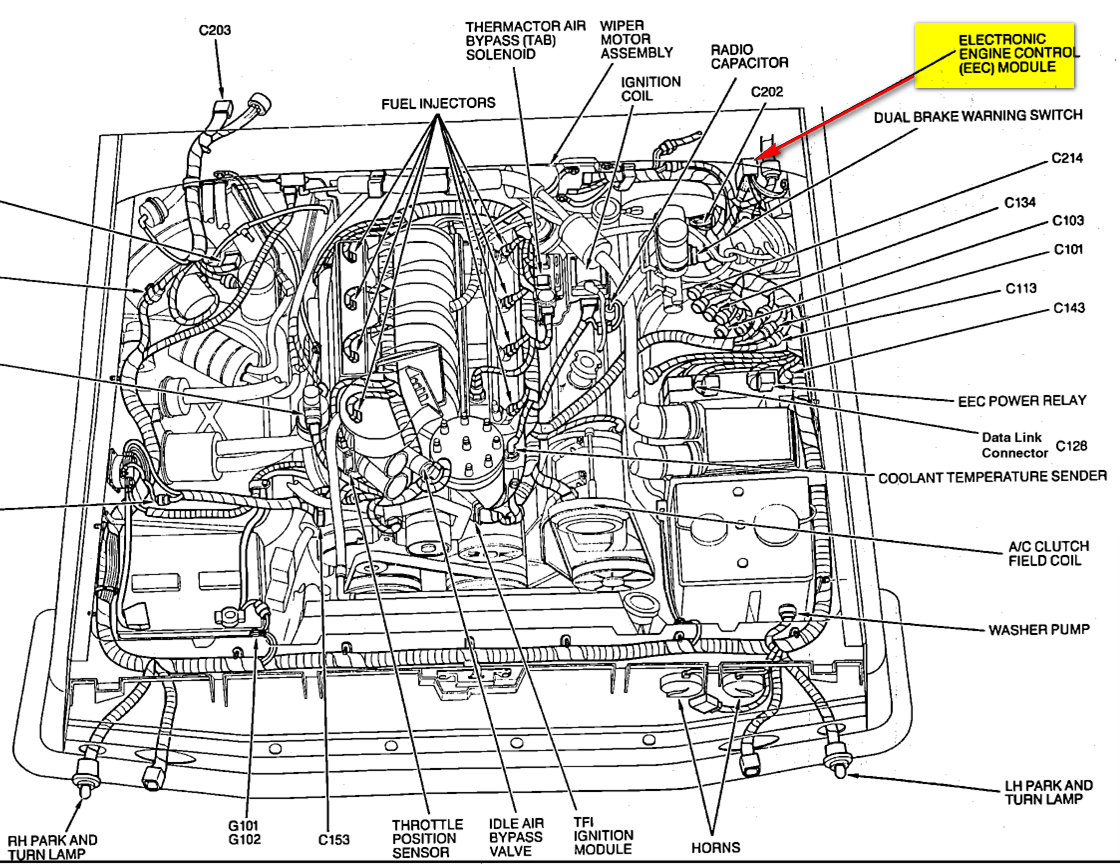 E40d Transmission Wiring Diagram Detailed Diagrams Ford Aod E4od Books Of U2022
