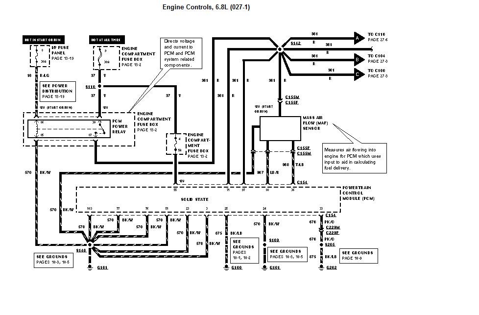 v10 engine diagram