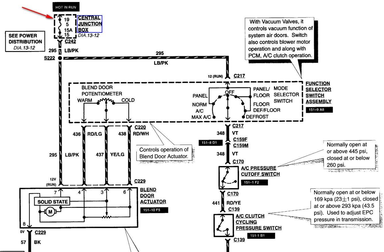 Fuse Box Diagram 2001 Lincoln Navigator : Lincoln navigator fuse box diagram car interior design