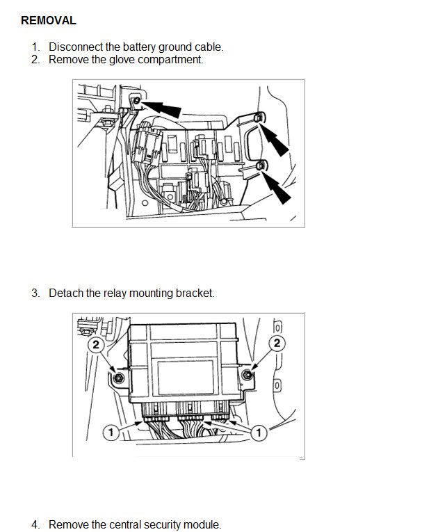 1998 mercury mountaineer how to disable security system. Black Bedroom Furniture Sets. Home Design Ideas