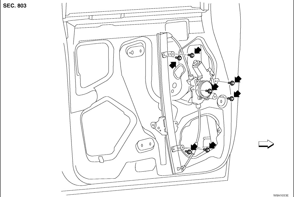 service manual  diagrams to remove 2006 nissan 350z driver