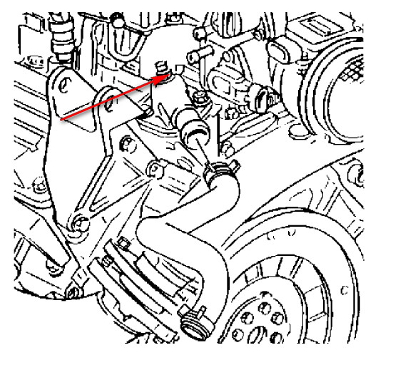 2004 pontiac grand am cooling system diagram html