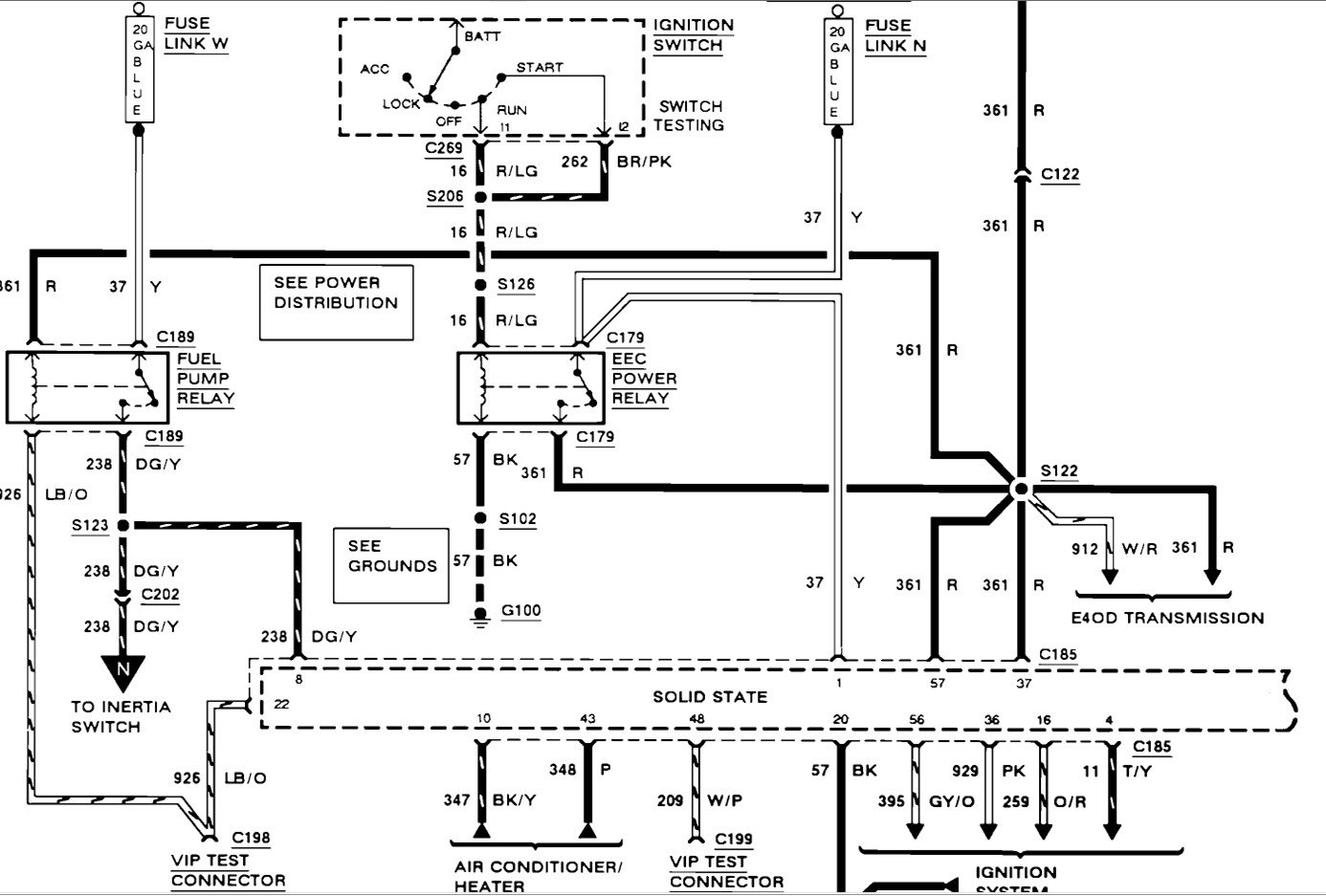 ford f250 pickup need a wiring diagram for a 1991 ford f250 here is the diagrams you need