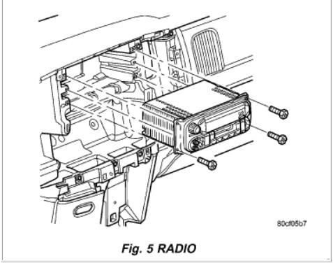 04 Dodge Ram Door