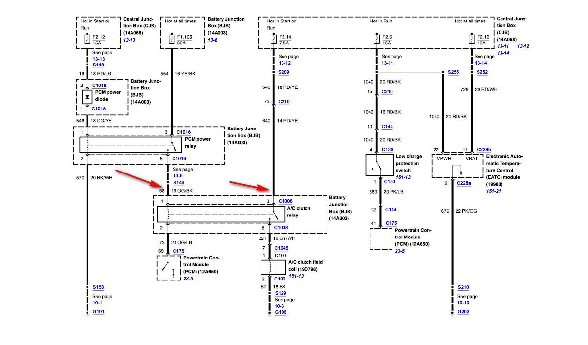2003 lincoln Wiring Diagram