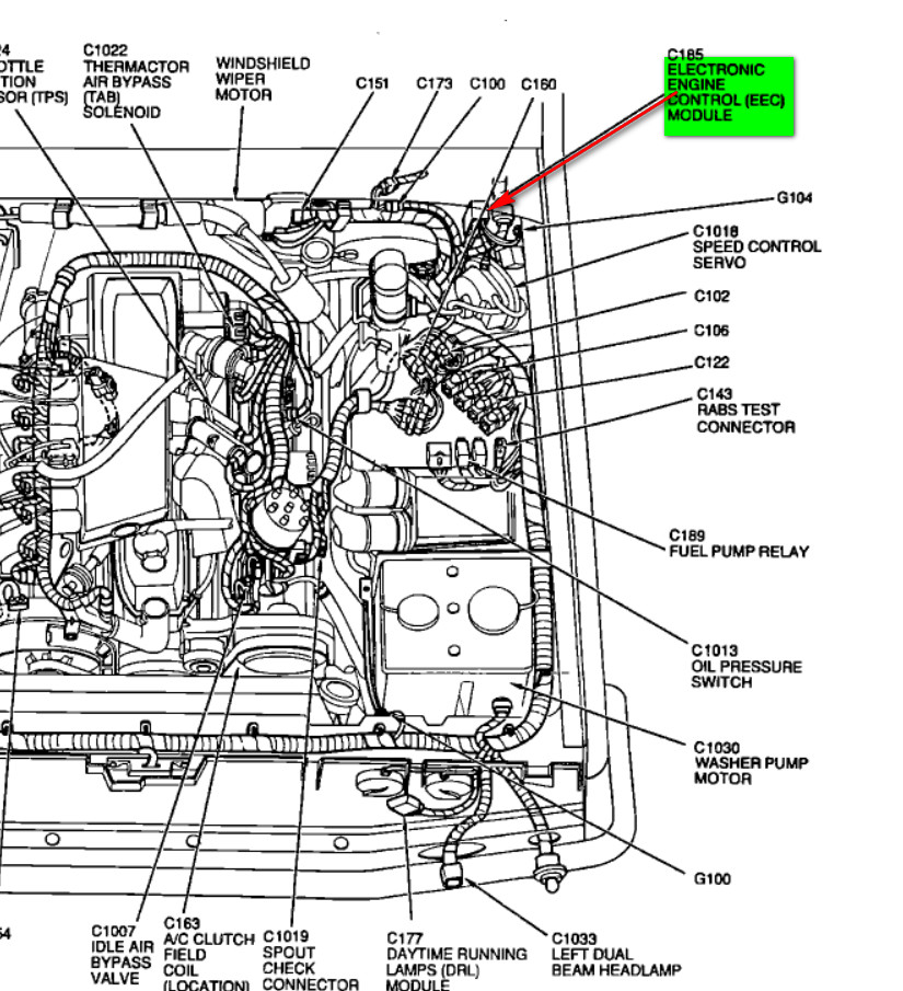 2003 ford f 150 fuel system diagram