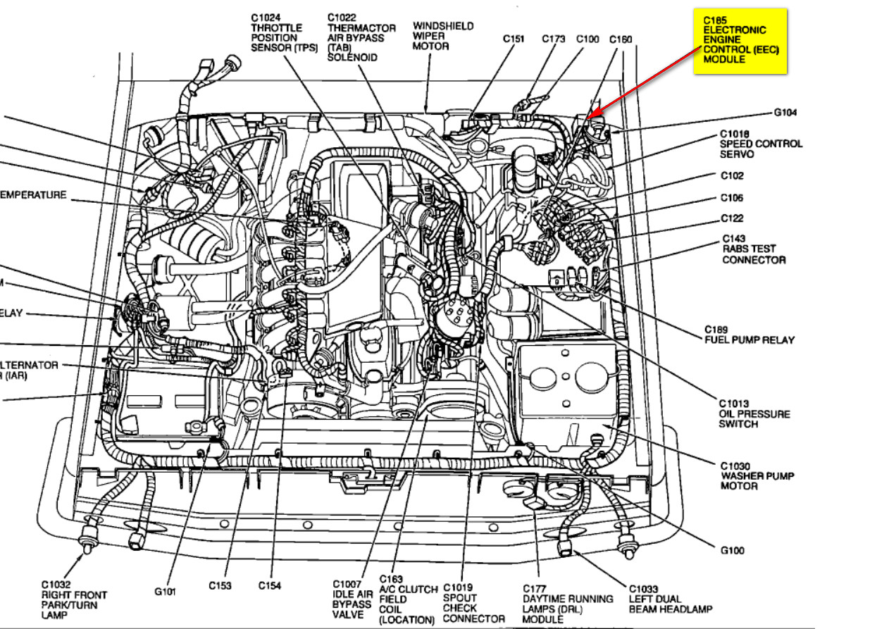 T5341992 Need serpentine belt diagram 2001 ford further 1996 Ford 3 8 Engine Diagram additionally Ford 2 0 Zetec Engine Diagram moreover 133918 2 0 Pulley Disaster besides 1998 Ford Windstar Fuel Pump Relay Location. on 1998 ford windstar belt routing