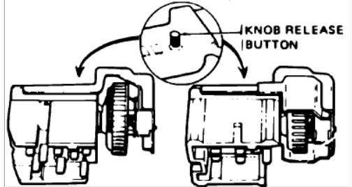 how to replace a headlight switch on a 93 crown vic