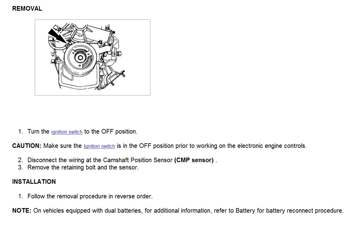 ford v10 sd sensor location  ford  free engine image for