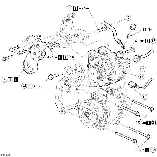 where can i find instuctions on changing alternator on