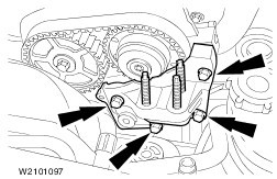 Camshafts additionally 392nt Properly Install Cmp 1999 3 0l Ford Ranger additionally 2005 Kia Sedona Engine Diagram furthermore T7261348 Crankshaft position sensor located additionally 4vo5b Ford Getting Ready Replace Cambelt Ford Puma 1 7 I. on crankshaft sensor failure