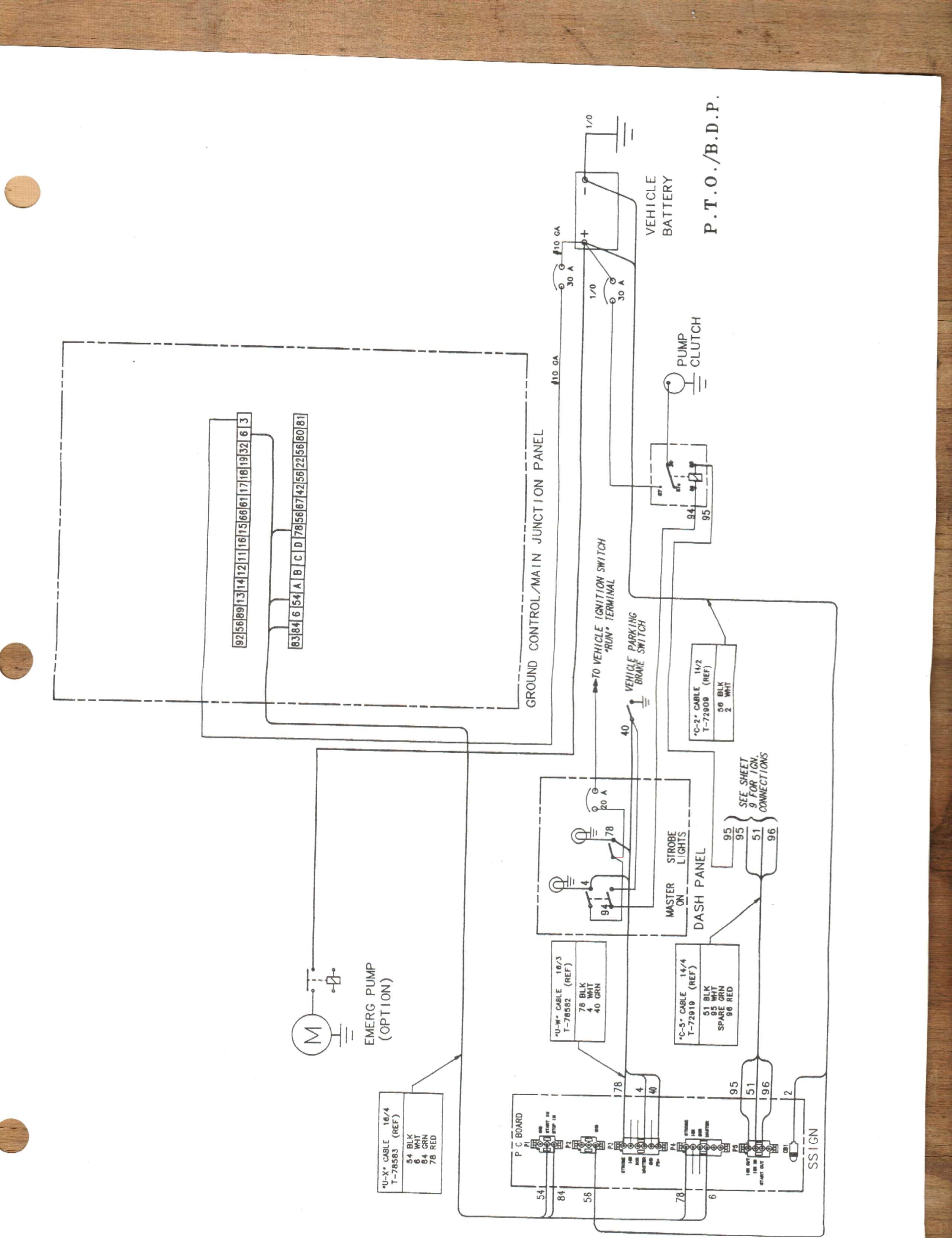 Telsta Wiring Diagram Free For You Onan Generator Bucket Truck Engine Telstra Lift Diagrams T40c