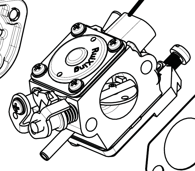 ruixing carburetor parts search