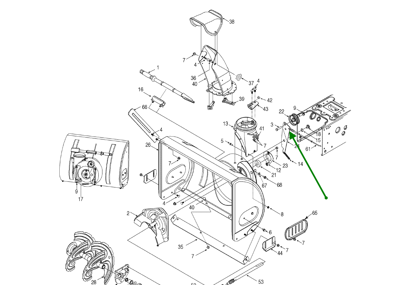 gator wiring diagram with John Deere Trs27 Parts Diagram on Wiring Diagram in addition Elsystem likewise T1653592 1972 ford f100 alternator voltage furthermore John Deere Trs27 Parts Diagram moreover X540 John Deere Fuse Box.