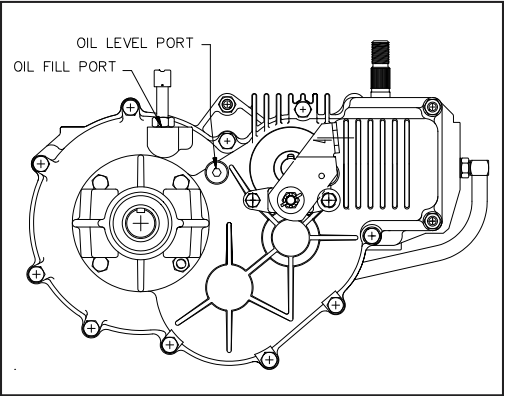 How Much 20 50 Weight Oil I Need To Put My Hydro Gear