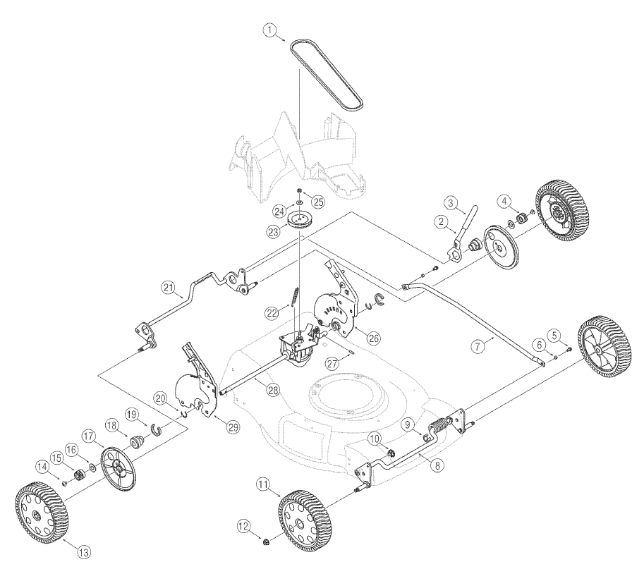 small pull start engine diagram html