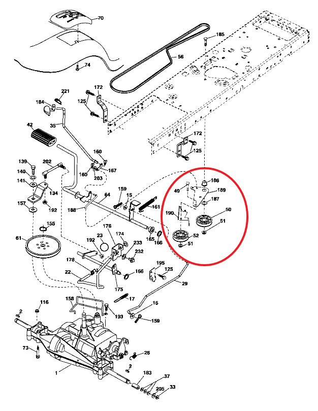 Wiring Diagram For Craftsman Lt1500 Craftsman Lt Wiring