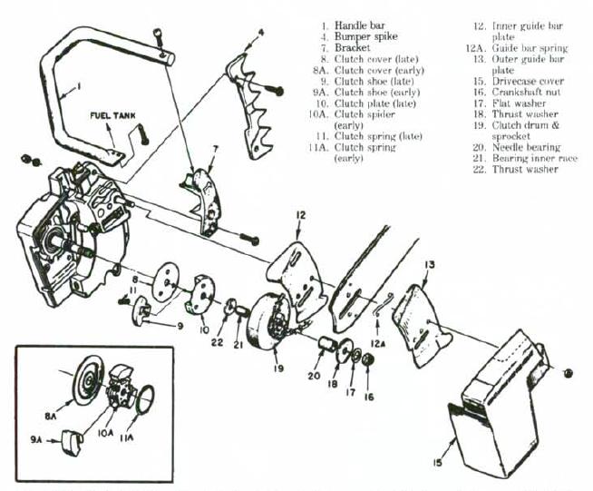 homelite weed eater parts diagram