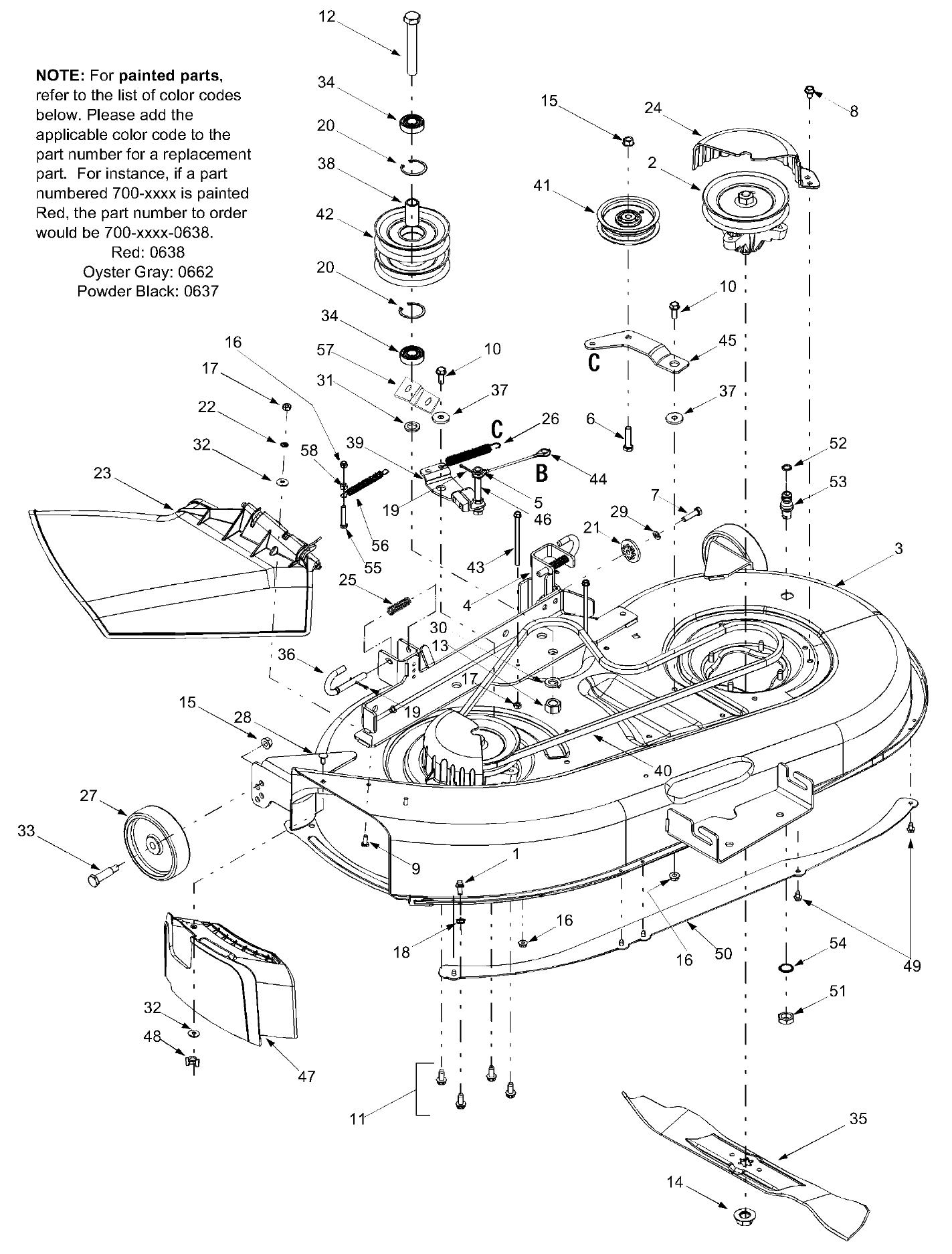 wiring diagram also troy bilt riding mower  wiring  get