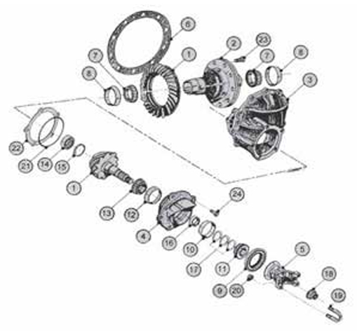 i u0026 39 ve got to replace the bearings on the pinion gear in my 9 u0026quot  ford differential  how tight do i
