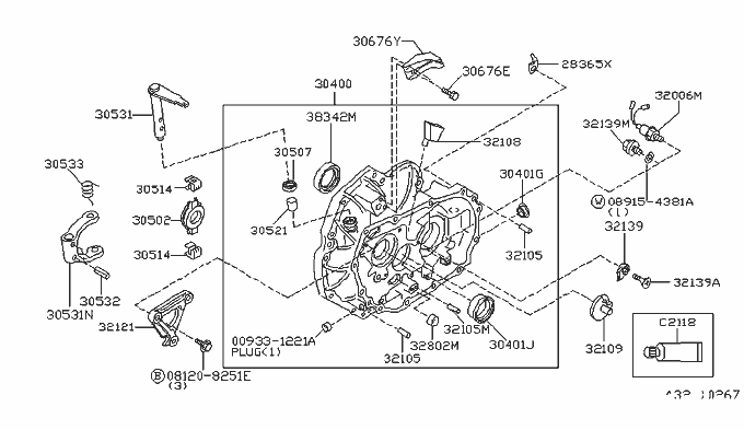 1996 nissan sentra manual transmission diagram  1996  free