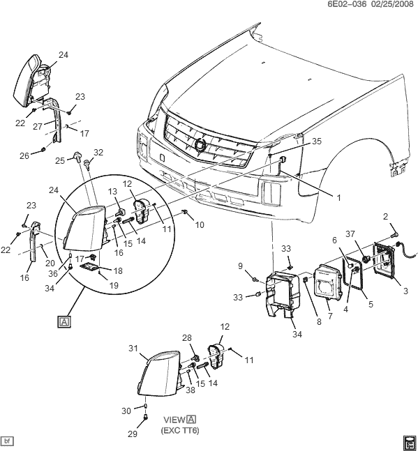 can i   should i  change the right turn bulb on my 2005
