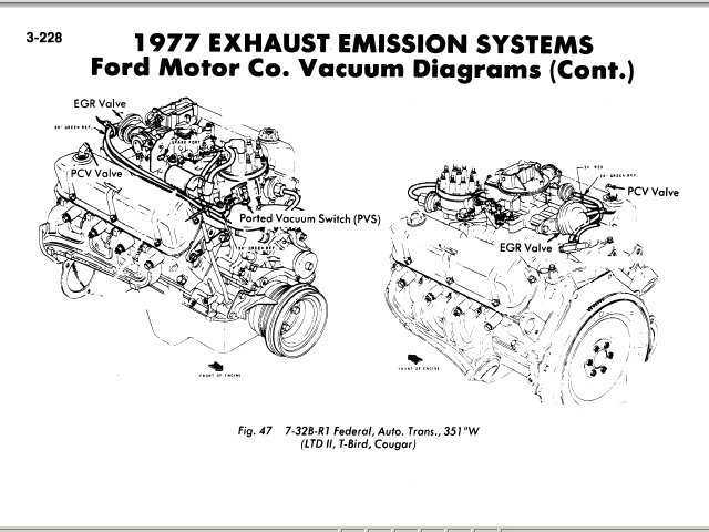 1977 ford f 150 vacuum diagram html