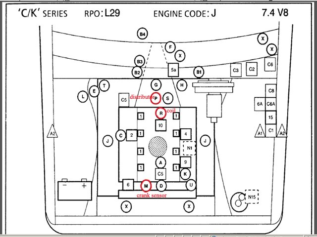 2002 Gmc Sierra 2 5 Hd Fuse Box Diagram