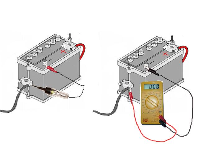 Alternator Battery Drain