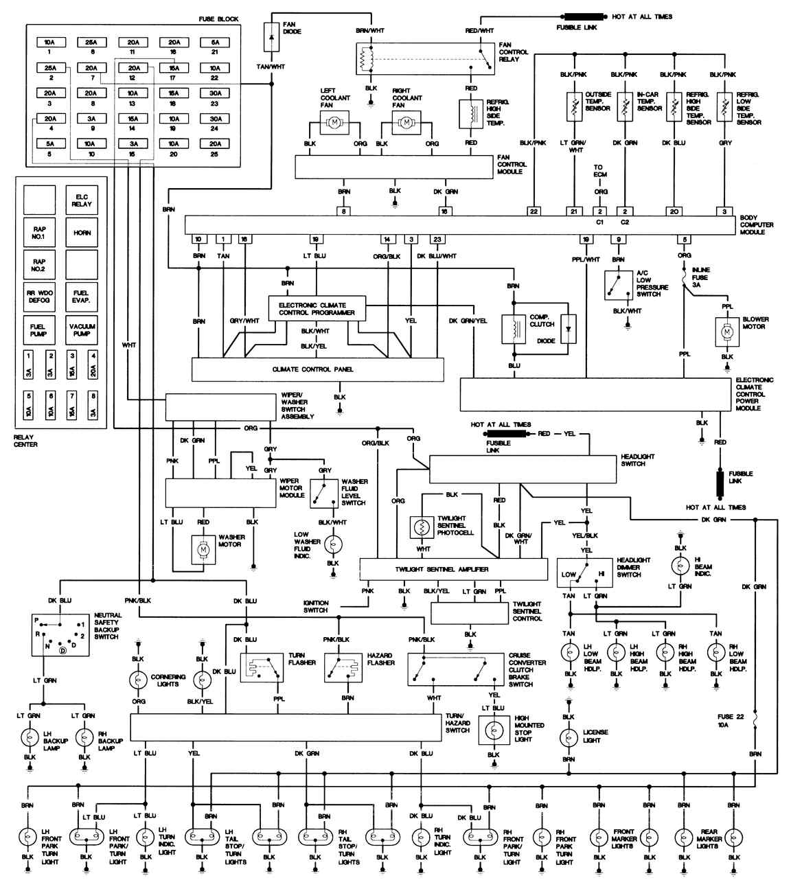 Cadillac Engine Diagram Additionally 2001 Deville Wiring on 1968 cadillac fleetwood wiring diagram