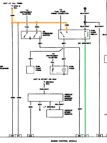 Chevrolet S Fuel Pump Wiring on 1989 Chevy Truck Fuel Pump Wiring Diagram