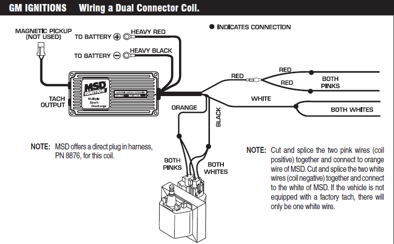wiring diagram for msd 6a the wiring diagram msd wiring diagram wiring diagram · 93 chevy 4 3 before did run until crank came engine all