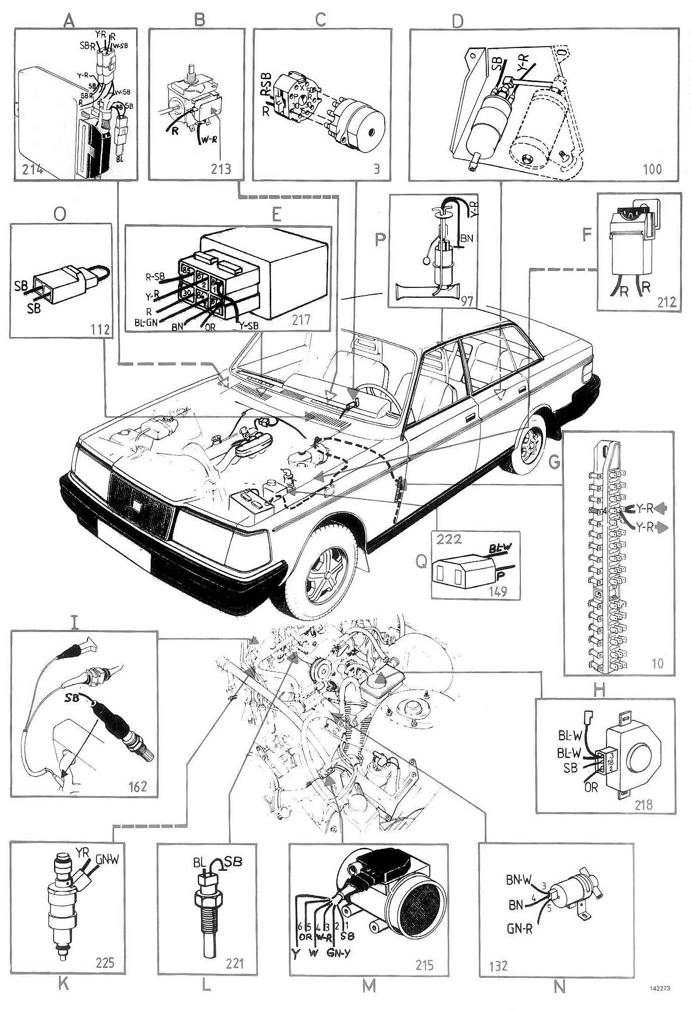 1993 volvo 240 wiring diagram 1993 image wiring 1987 volvo 240 dl fuel wiring diagram 1987 wiring diagrams on 1993 volvo 240 wiring