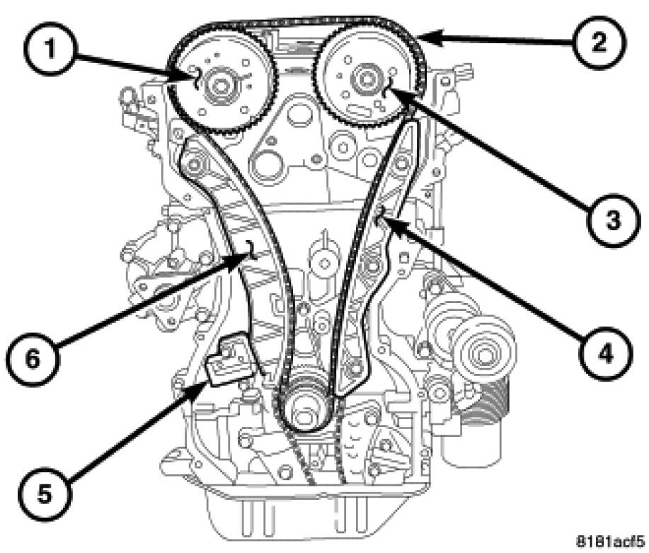 2 timing chain diagram  2  free engine image for user