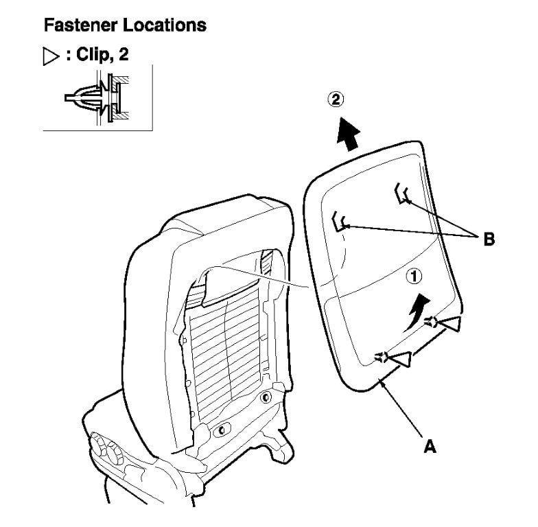 2002 honda accord parts diagram 2002 land rover freelander