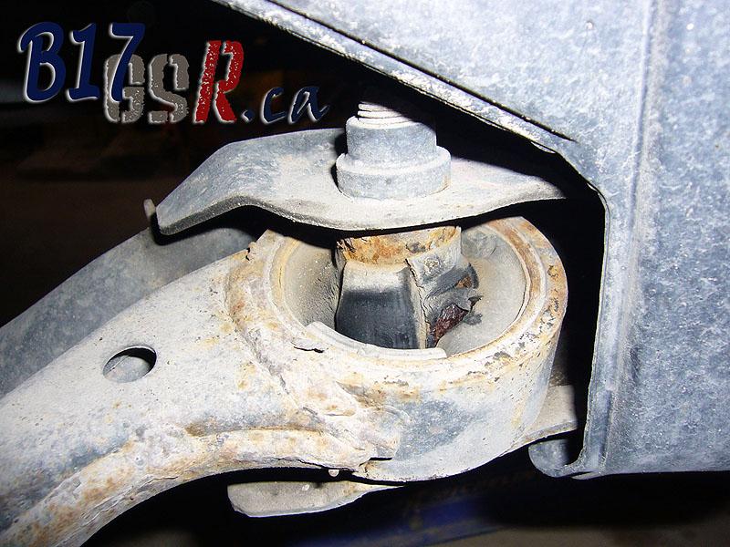 Compliance Bushings Honda Crv